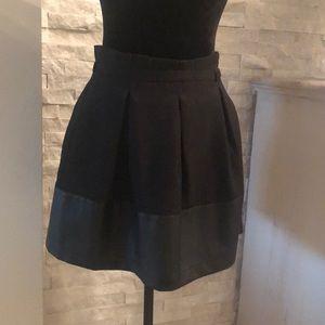 NWOT Very J mini skirt